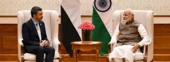 As Pak cries foul over Kashmir, UAE to honour Modi