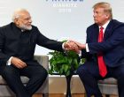 Modi, Trump share a light moment at media briefing