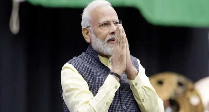 PM Modi greets Joe Biden, says will look forward to work closely