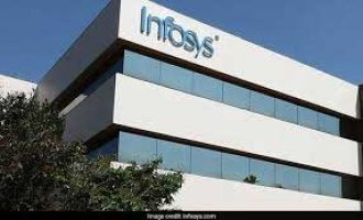 Infosys flies techies, families to B'luru from US