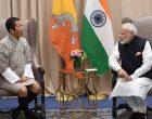 A growing relationship: Modi meets Bhutan PM