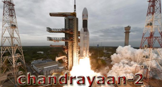 PM Modi to watch Chandrayaan-2 final descent with students at ISRO
