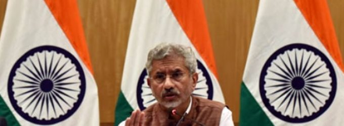 Trump joining Modi event will be message for world : Jaishankar