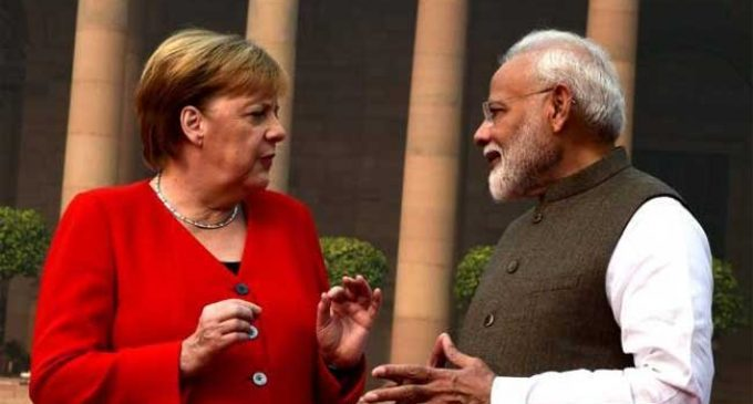 India-Germany to hold bilateral talks