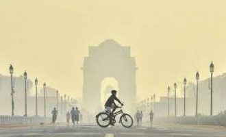 Manchester-India develop clean air collaboration