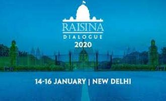 UK BRINGS SENIOR CLIMATE DELEGATION TO RAISINA DIALOGUE, NEW DELHI
