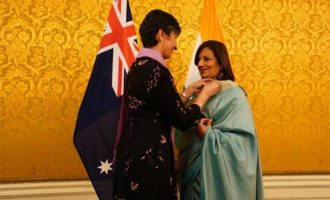 Australia confers Order of Australia honour to  Dr Kiran Mazumdar-Shaw