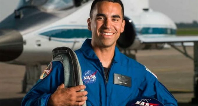 Indian-American astronaut in programme with eye on Moon, Mars