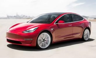 Tesla cars will soon talk to pedestrians, teases Musk