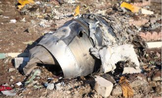 Ukrainian plane brought down due to human error : Iran