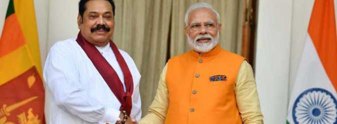 Confident Rajapaksa will fulfill Tamil expectations: Modi