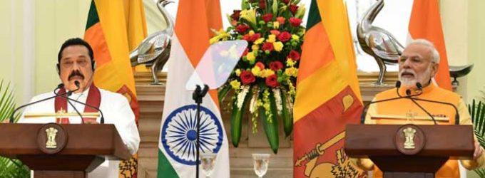 India, Sri Lanka to cooperate on fight against terrorism
