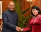 VICE PRESIDENT OF VIETNAM CALLS ON THE PRESIDENT