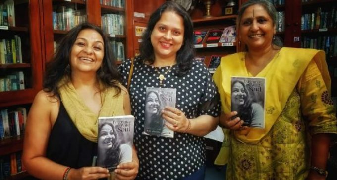 """Ruby Ahluwalia dedicates the book 'Fragrance Of A Wild Soul' to """"all bravehearts fighting cancer"""" on World Cancer Day 2020"""