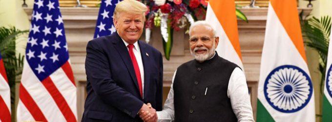 Trump awards highest military decoration of US to Modi