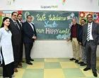 Delhi Government and CII Delhi organize a visit to a Government School for the Mayor of Calgary, Canada