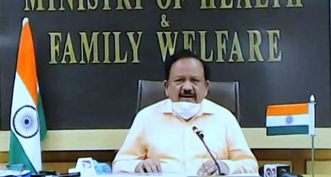 Harsh Vardhan to take over 34-member WHO Executive Board