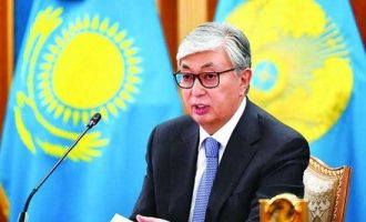 The destiny of the Kazakh people is on the scales of history