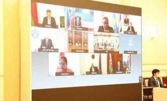 86th CIS Economic Council meeting held online