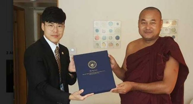 "Secretary General of International Buddhist Confederation (IBC), New Delhi, India ""Shincheonji Contributes to Donating Blood Plasma Even in Media Manipulation"""