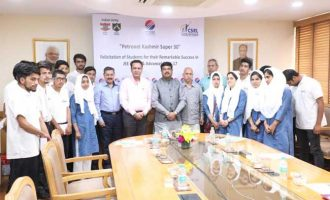 CSRL Super30 program funded by PSUs under CSR now a case study by Harvard Business School, USA