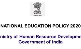Revamping India's National Education Policy- a transformative approach for development