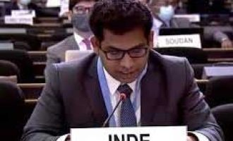 India slams OIC, Turkey, Pakistan over Kashmir in Geneva