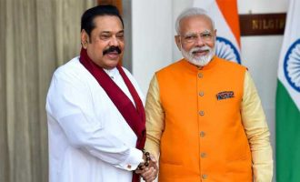Modi, Rajapaksa hold virtual summit