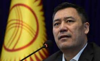 Kyrgyzstan's Parliament approves Zhaparov as PM again