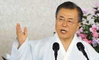 S.Korea to reach net zero emissions by 2050
