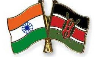 Kenya defence forces chief on 5-day India visit