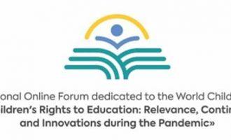 UN Officein Uzbekistan and Zamin Foundationheld an International Forum dedicated to World Children's Day