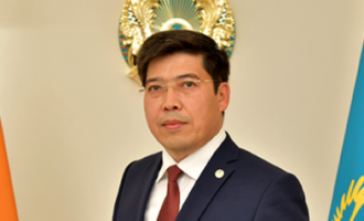 Kazakh envoy to India Yerlan Alimbayev appointed deputy foreign minister of Kazakhstan