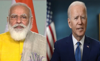 Biden tells Modi will work to strengthen India ties alongside Harris