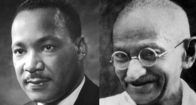 US House of Reps. passes bill to promote Gandhi, King legacies