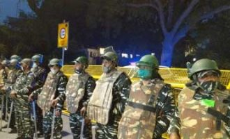 High alert at all airports, govt buildings after blast near Israel Embassy