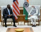 Modi meets US Defence Secy, stresses commitment to partnership
