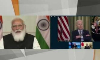 Quad summit got China's attention on commitment to Indo-Pacific: Biden