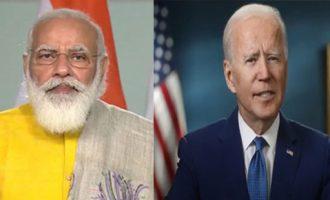 Biden invites Modi to climate summit