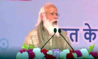 Bangladesh is strong example of communal harmony : PM Modi