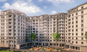 $ 1.1 billion program on housing has been announced in Uzbekistan