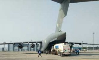 140 tonnes of O2 sourced from Singapore to reach TN today