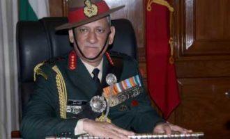 Nepal govt gives nod to CoDS Rawat's visit