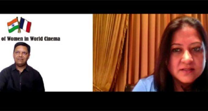 Ameya Sathaye in conversation with Sreyashi Sen, Film Producer, Founder & MD, Darpan Global