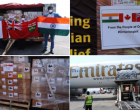 Canada supports India : A shipment of 500 ventilators arrives from Canada