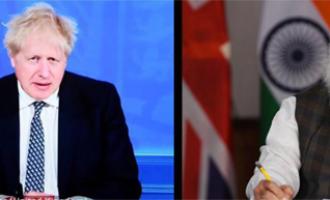 India, UK agree roadmap to combat climate change