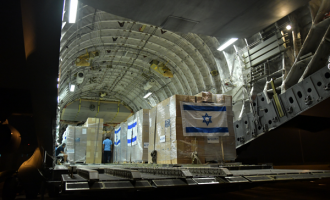 Third consignment of oxygen concentrators, respirators airlifted to India from Israel
