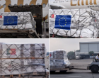 India receives medical equipments & medicines from Netherlands, Germany & Portugal