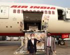 Korea Dispatches More Medical Supplies to India