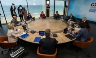 G7 leaders to unveil anti-pandemic action plan